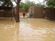 Floods Create Havoc in Africa