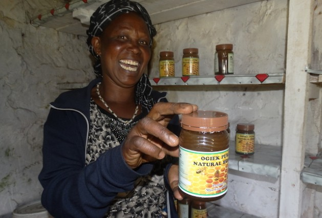 Kenya's Ogiek Women Conquer Cultural Barriers to Support their Families