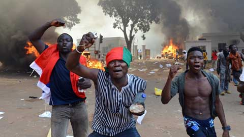 Citizens' Power: Lessons from October 2014 Events in Burkina Faso
