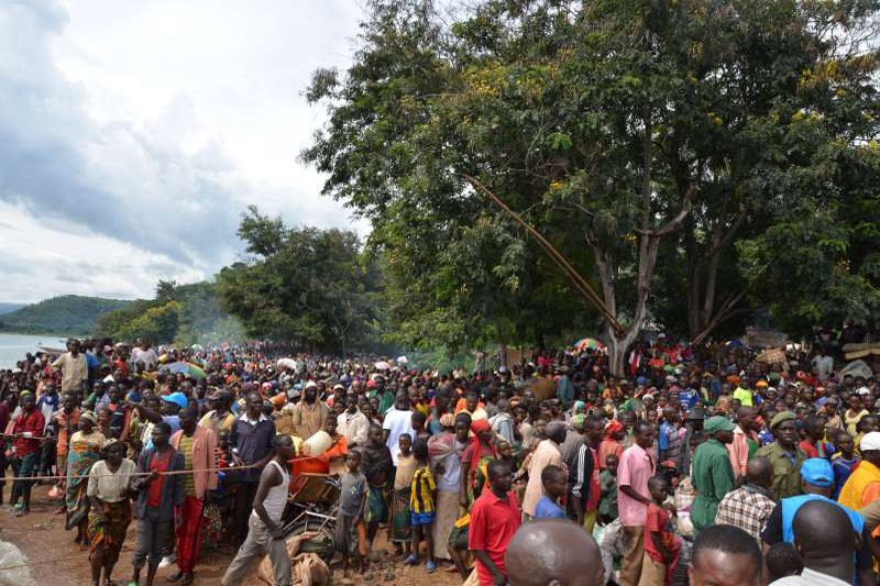 An Update on the Political and Humanitarian Crisis in Burundi