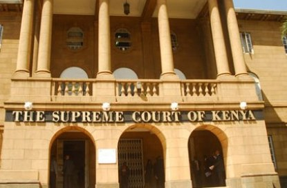 Kenya's Presidential Election, The Supreme Court and The Rule of Law