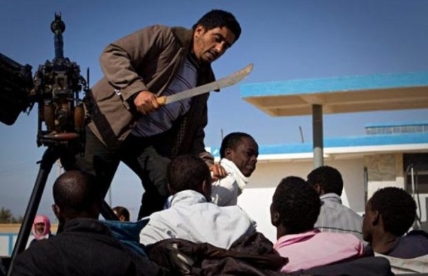 Slave auction in Libya is ongoing
